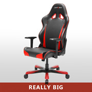 Dxracer Office Chairs Oh/ts29/nr Ergonomic Desk Computer Comfortable Chair