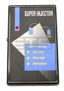 Microtest Super Injector Auto Test Wire-map Attenuation For Next Scanner Fluke