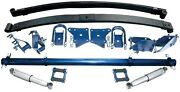 1953 54 55 56 Total Cost Involved Ford Pick Up Panel Truck Rear Leaf Spring Kit