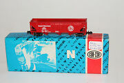 Con-cor N Scale Great Northern 15201 Triple-bay 40' Hopper, Excellent, Boxed