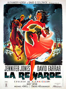 Gone To Earth - Original French Poster - Very Rare
