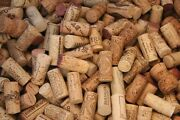 200 Synthetic Used Wine Corks. Wedding Crafts, Red And White Wine