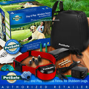 Petsafe Stay And Play Wireless Fence For Stubborn Dogs - Pif00-13663