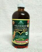 Wild Horney Goat Weed And Goji Berries Testosterone Booster Essential Palace 16oz