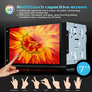 7 Inch Android 4.4.4 Universal Car Audio Player With Gps Navigation Bluetooth