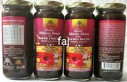 Organic Hibiscus Honey With Royal Jelly And Black Seed By Essential Palace 5 In 1