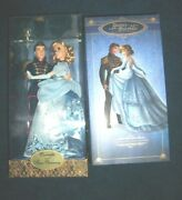 Disney Fairytale Cinderella And Designer Collection Doll Sets Le 2nd