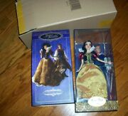 Snow White And The Disney Fairytale Designer Collection Doll Limited Ed