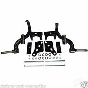Club Car Ds Rhox 3 Drop Spindle Lift Kit Gas And Electric Golf Cart 2009+