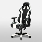 Dxracer Office Chair Oh/ks06/nw Gaming High Back Ergonomic Chair Computer Chair