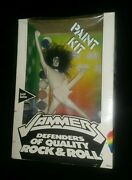 Rare Jammers Lead Guitar Paint Kit 1989 Defenders Of Quality Rock And Roll Rocker