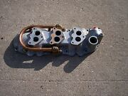 1937 - 1940 Ford Flathead 60 Hp Stromberg Midget Fuel Injection Side Draft Calif