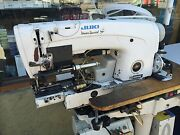 Union Special 63900 Am 1/2 Sewing Machine, Hemmer, Automatic Cylinder With Air