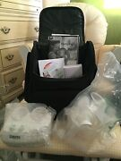 Ameda Purely Yours Double Breast Pump With Carryall Backpack 17084