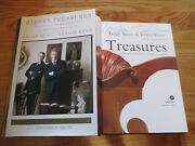 Leigh And Leslie Keno Signed Hidden Treasures Book Antiques Roadshow Experts