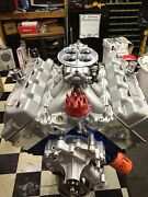 Custom Built Boss 429 Ford Engine 570ci 850hp Payment Plan Available