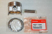Honda New Cbx 1979-1982 Piston 0.25 Rings Pin And Clips 13102-422-003 Cbx 1000