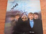 Keith Richards Signed Lp Acoa + Proof Rolling Stones Between The Buttons Album