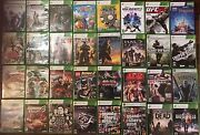 Huge Xbox 360 Games Collection. 32 Games Total.andnbsp