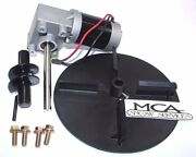 Snowex Spreader Kit Motor Gearbox Poly Spinner Auger Bolts 1075 575