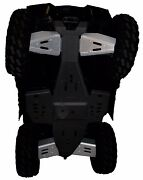 Ricochet Off-road 4 Pc A-arm And Cv Boot Guards 2009-20 Polaris Sportsman 550/850