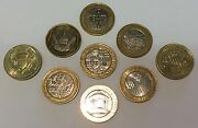 Various Collectors Coin Hunt Royal Mint £2 Coins