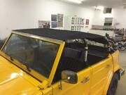 Vw Thing Bikini Top Covers Canvas Tops Vw Thing Parts Canvas Covers