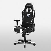 Dxracer Oh/ks181/nw/poker Office Chair Pc Gaming Chair Ergonomic Computer Chair