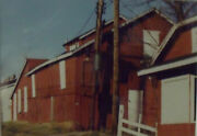 A. Shapiro Photo Red Barn- Disappearing Monmouth County Nj Series Turner Frame