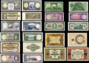 Copy 11 Very Beautiful Old Turkey Banknotes Not Real