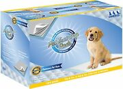 Pets First Premium Training Pads. 100 Count. Best Ever Wee Wee Pads Latest Tech