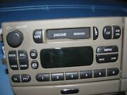 1999 2000 2001 2002 Jaguar S-type Stereo Radio Xr8f-18k876-dhaek