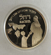 Mothers In The Bible - Rachel 17g 14k Gold + Box And Coa Mintage 100