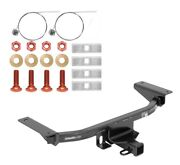 Trailer Tow Hitch For 16-21 Mazda Cx-9 All Styles 2 Towing Receiver Class 3 New