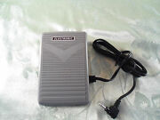 Foot Control Pedal Singer 7455 7456 7457 7458 7459 7460 7461 7462 7463 7563 8090