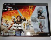 Disney Infinity 3.0 Edition Star Wars Ps3 Playstation 3 Starter Pack New Sealed