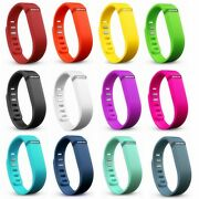 Dunfire Replacement Wristband With Metal Clasp For Fitbit Flex Tracker Only