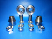 Chromoly Panhard 5/8 X 1/2 W/ Hms Spacers Rod Ends Fits 1-1/8 X .083 Tube