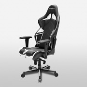 Dxracer Oh/rv131/nw Gaming Racing Seats Ergonomic Computer Office Chair