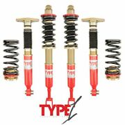 Function And Form Type 1 Coilovers Audi A4 B6/b7