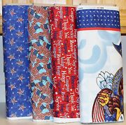 Jim Shore Patriotic Eagle Stars Flags Words By Springs Creative Sold Separately