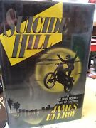 Suicide Hill By James Ellroy 1986 1st Signed To Eddie Bunker