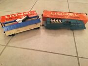 Lionel 44 U.s. Army Mobile Missle Launcher W/box And 3665 Minuteman W/box