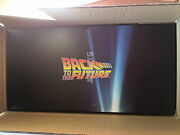 New Hot Toys 1/6 Back To The Future Bttf Delorean Time Machine Mms260 Japan Ems