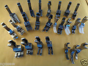 For Consew 230 Brother 737,735 Industrial Sewing Machine Presser Foot 25 Pcs Set