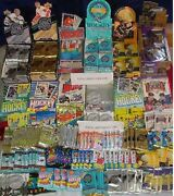 Nhl Sport Cards From Unopened Packs Assorted Years And Brands 100 To 10000 Card