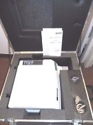 Apollo Vp950 3lcd Synergy Iii Projector New With Hard Case