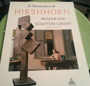 An Introduction To The Hirshhorn Museum And Sculpture Garden Softcover