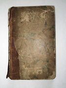 1826 Last Of The Mohicans Vol.1 James Fenimore Cooper. Rare First Edition