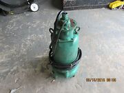 Hydr-o-matic Submersible Pump S4mrc1200m4-4 New Surplus